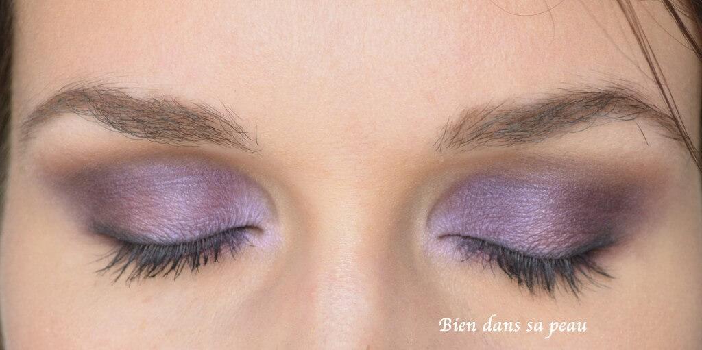 maquillage violet fards mac cosmetics blog beaut bien dans sa peau 6. Black Bedroom Furniture Sets. Home Design Ideas
