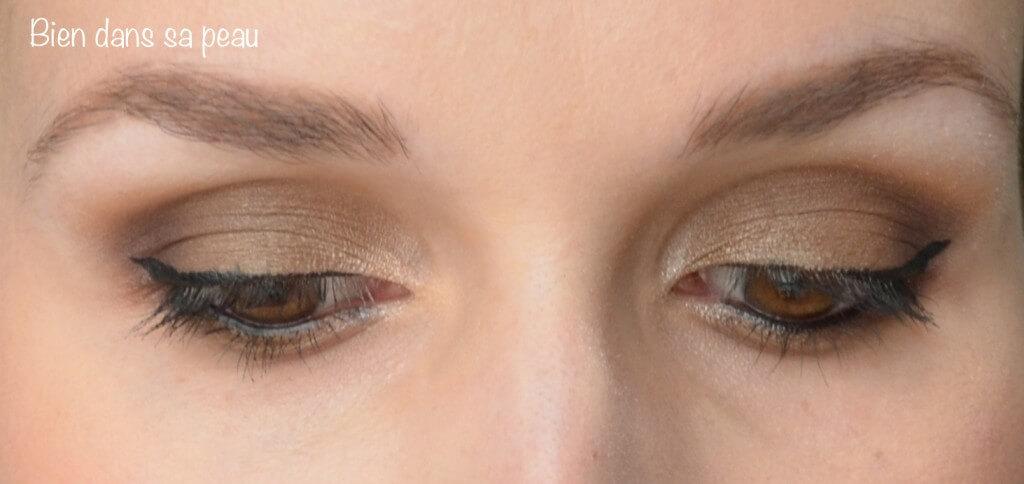 maquillage neutre palette sleek makeup au naturel 601 revue bien dans sa peau 6. Black Bedroom Furniture Sets. Home Design Ideas